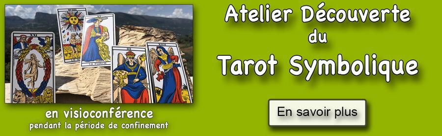 Atelier Découverte Tarot Symbolique